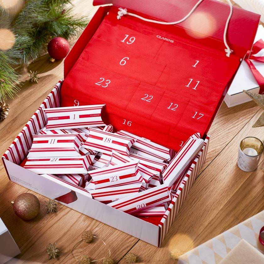 Clarins limited edition Advent Calendar 2