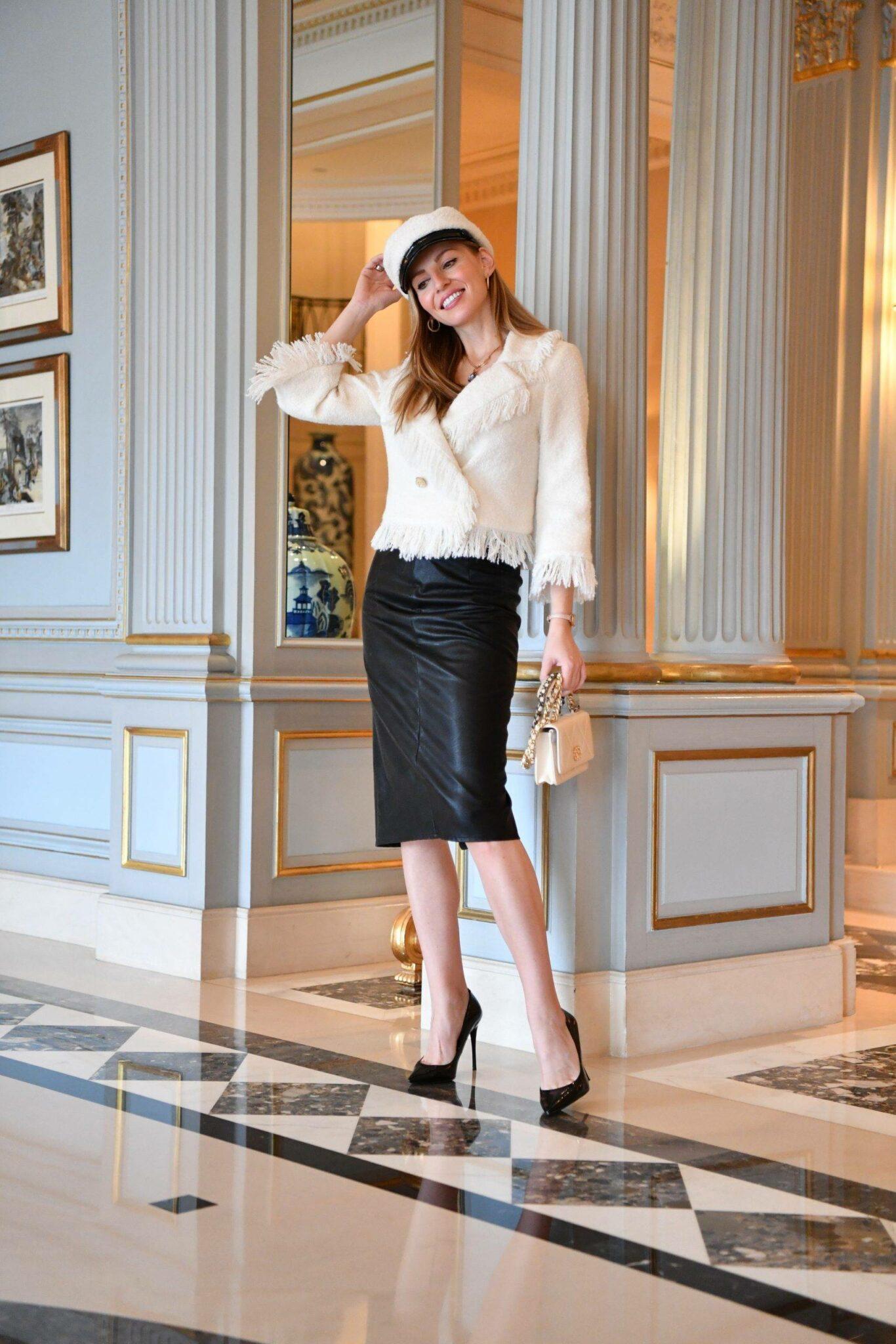 Bella_Zofia is wearing Millé Milano look,  Izabela Switon-Kulinska   In Four Seasons Hotel