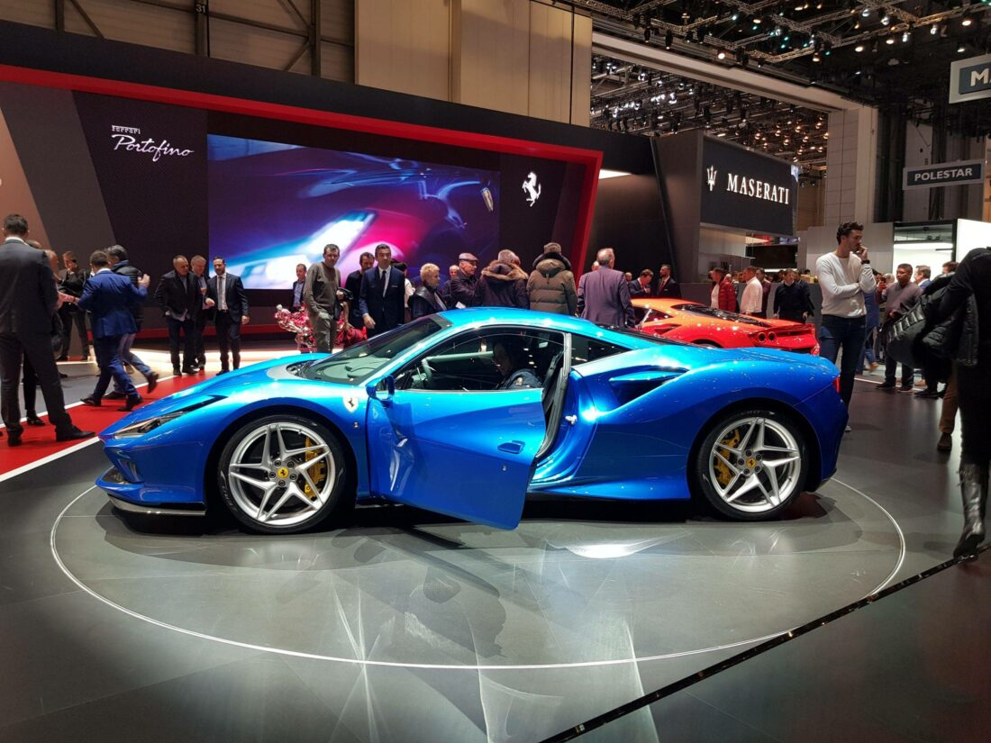 Geneva Motor Show from a Woman's Perspective