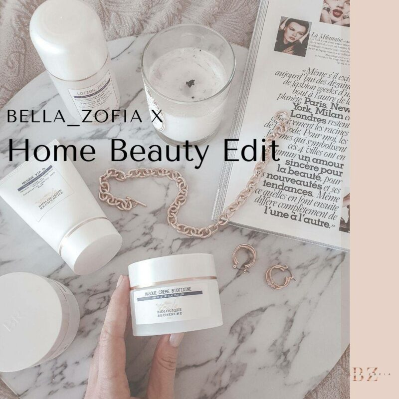 Stay at Home Beauty Essentials