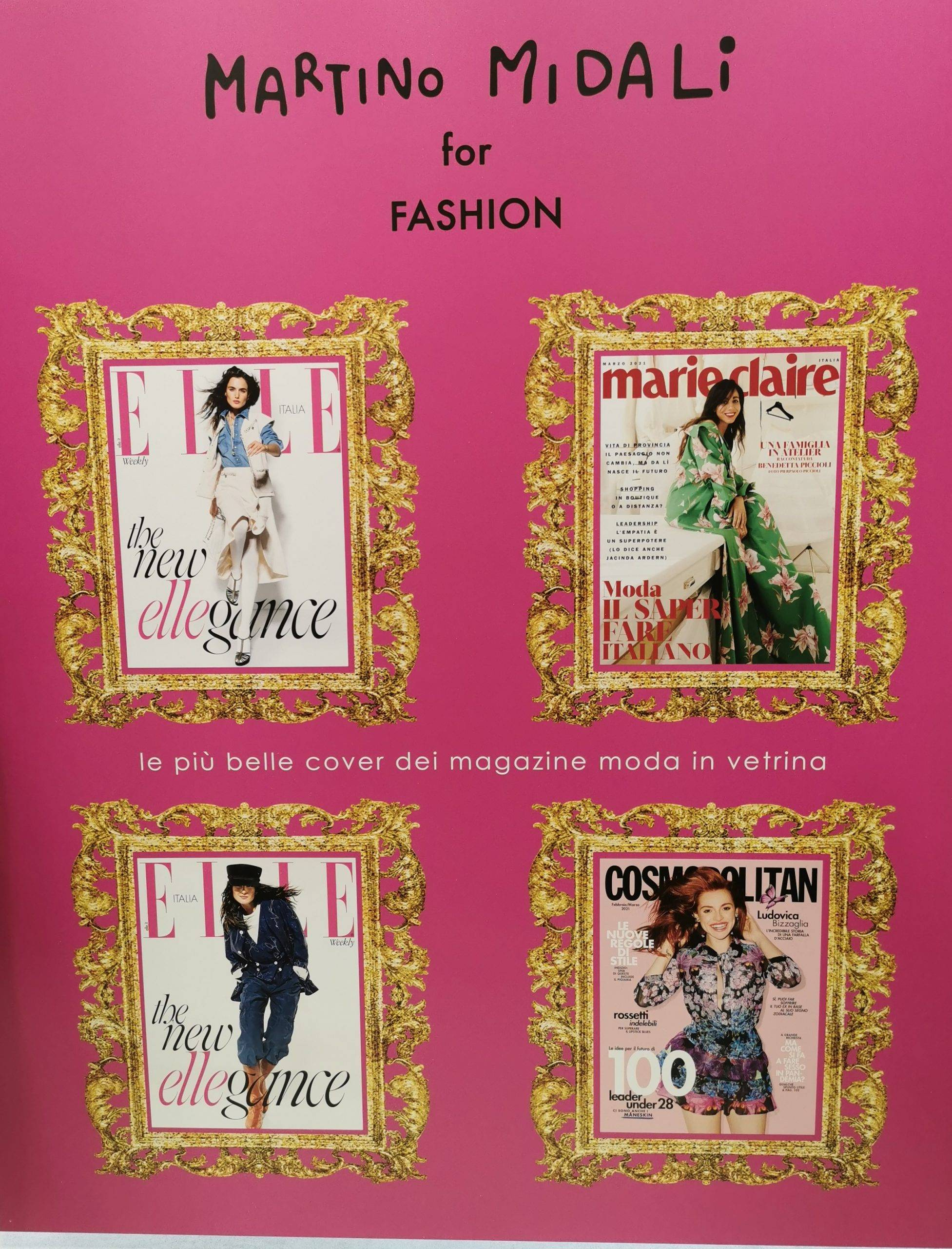 Martino Midali for Fashion, Milan Fashion Week FW 21/22  Swiss Fashion blogger