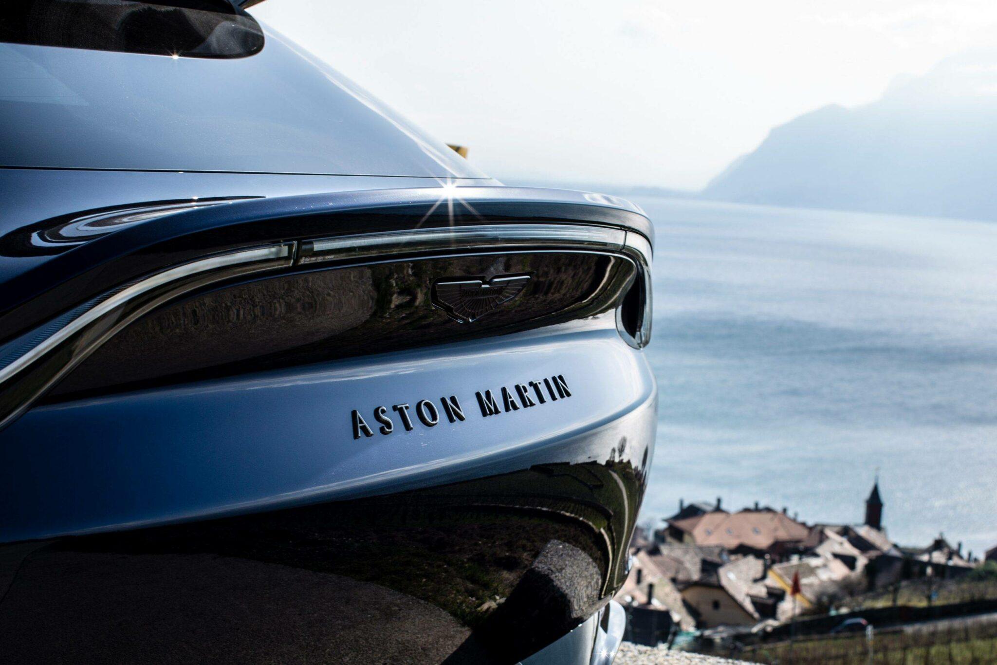 Aston Martin DBX SUV- A modern masterpiece 1