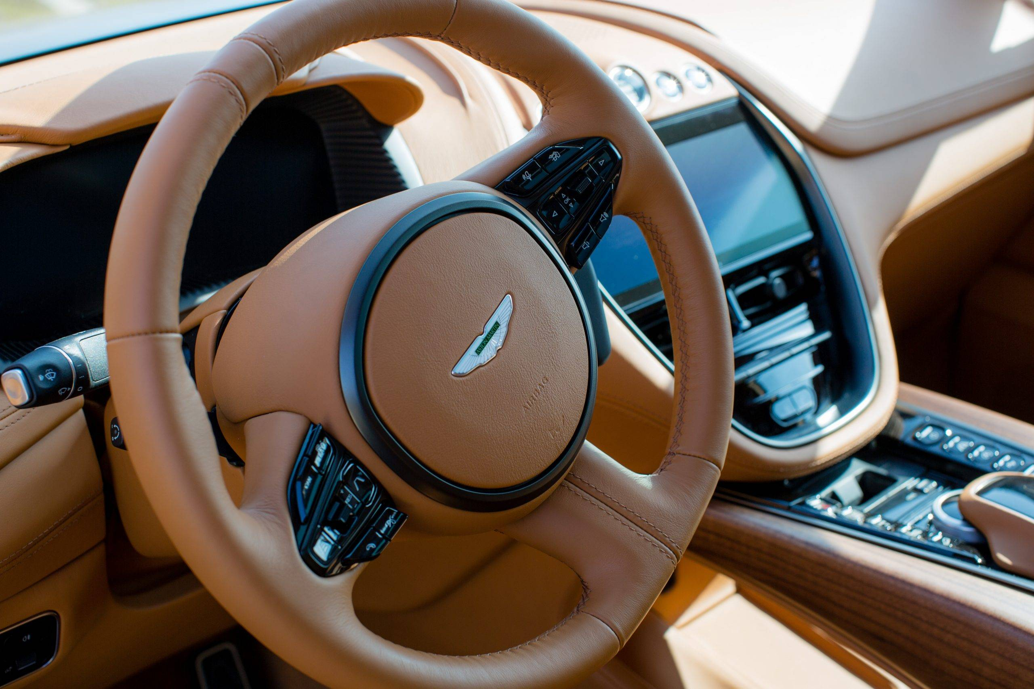 Aston Martin DBX SUV- A modern masterpiece 2