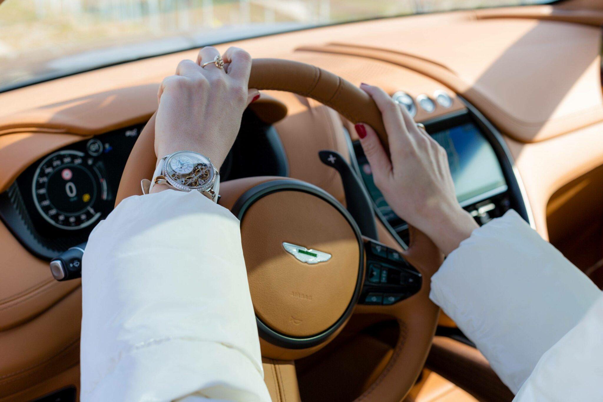 Aston Martin DBX SUV- A modern masterpiece 10
