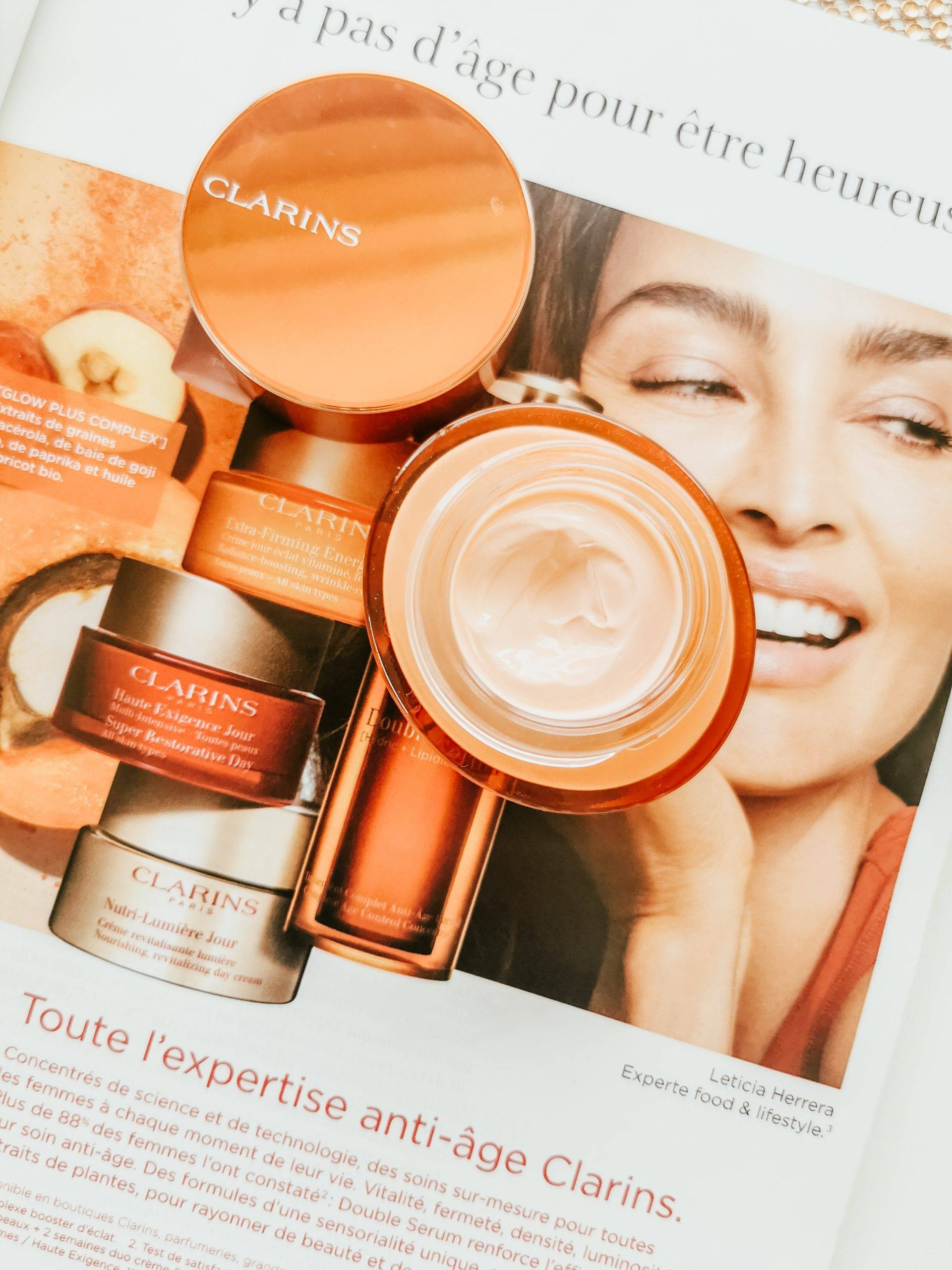 Clarins, Haute Energie Jour  Extra Firming Energy Cream review