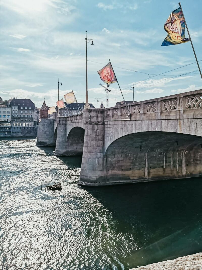 5 REASONS WHY IT'S WORT TO VISIT BEAUTIFUL BASEL, SWITZERLAND. A WEEKEND GUIDE 3