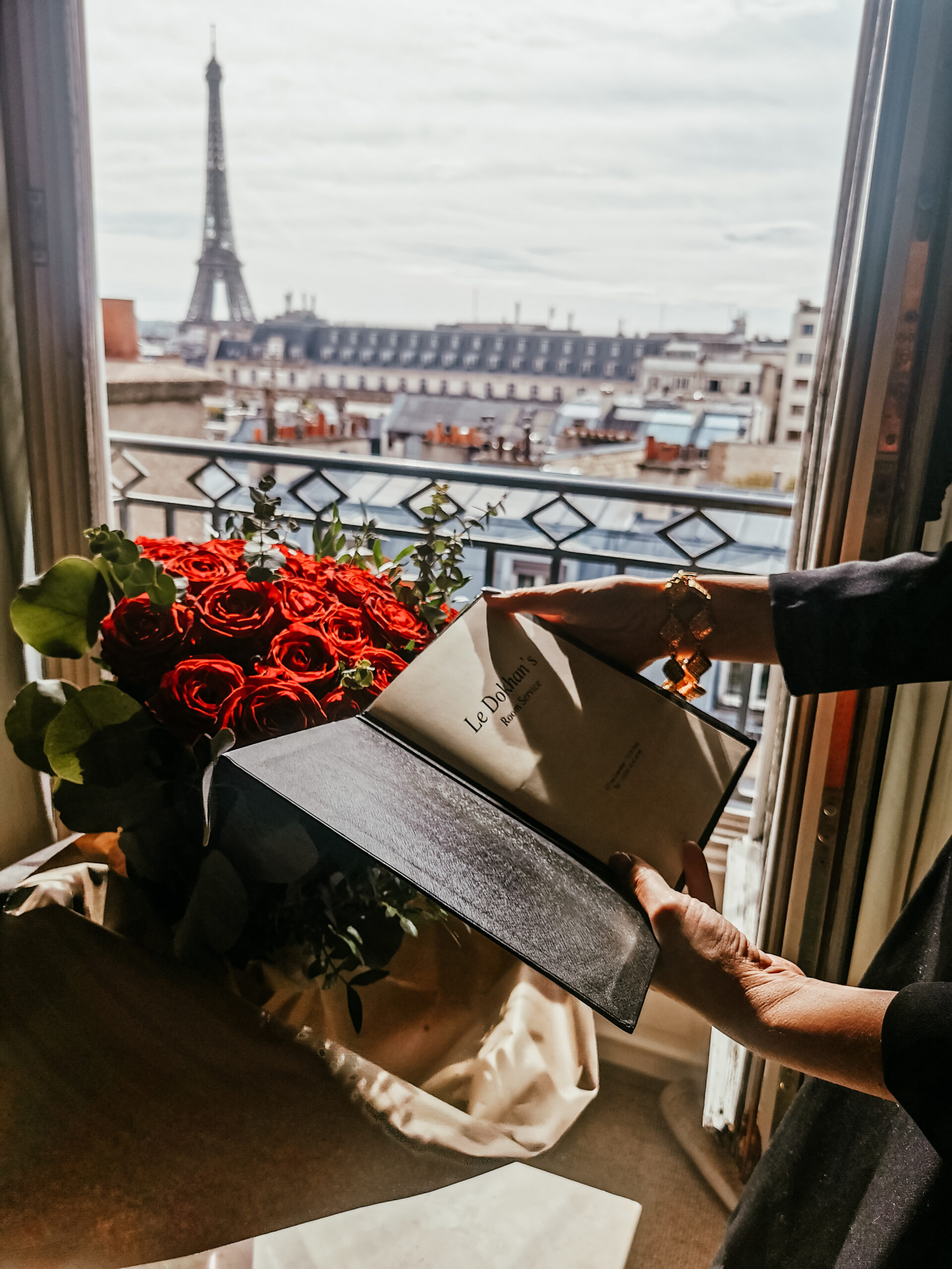 Le Dokhan's, A Tribute Portfolio Hotel in Paris. Most cozy boutique hotel with an Eiffel Tower view. 1